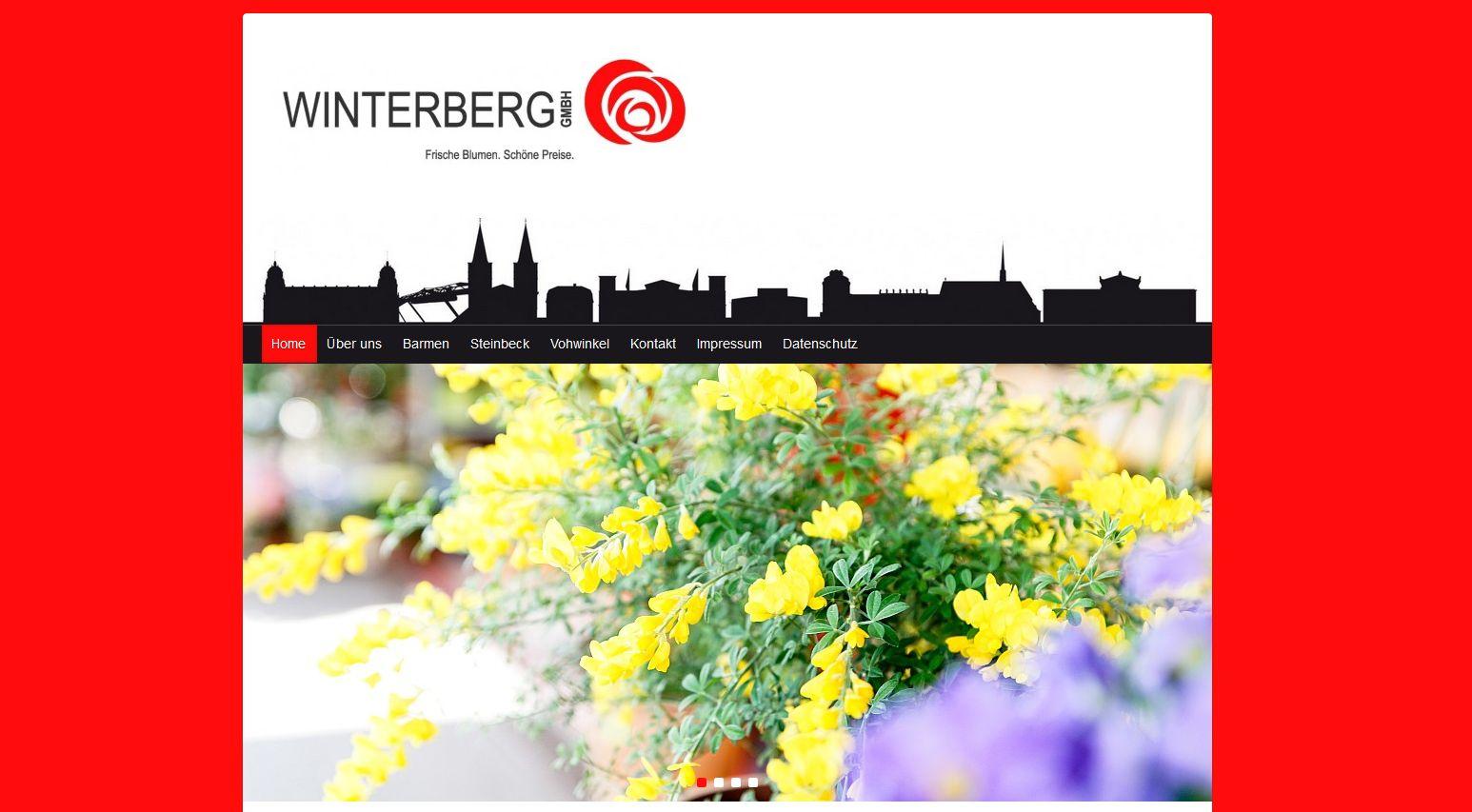 Blumen Winterberg, Wuppertal